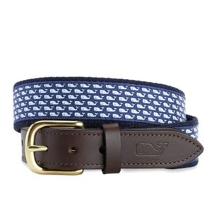 Vineyard Vines | Boys Whale Club Belt
